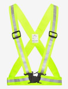 Elasticated Exercise Belt - Övrigt - safety yellow