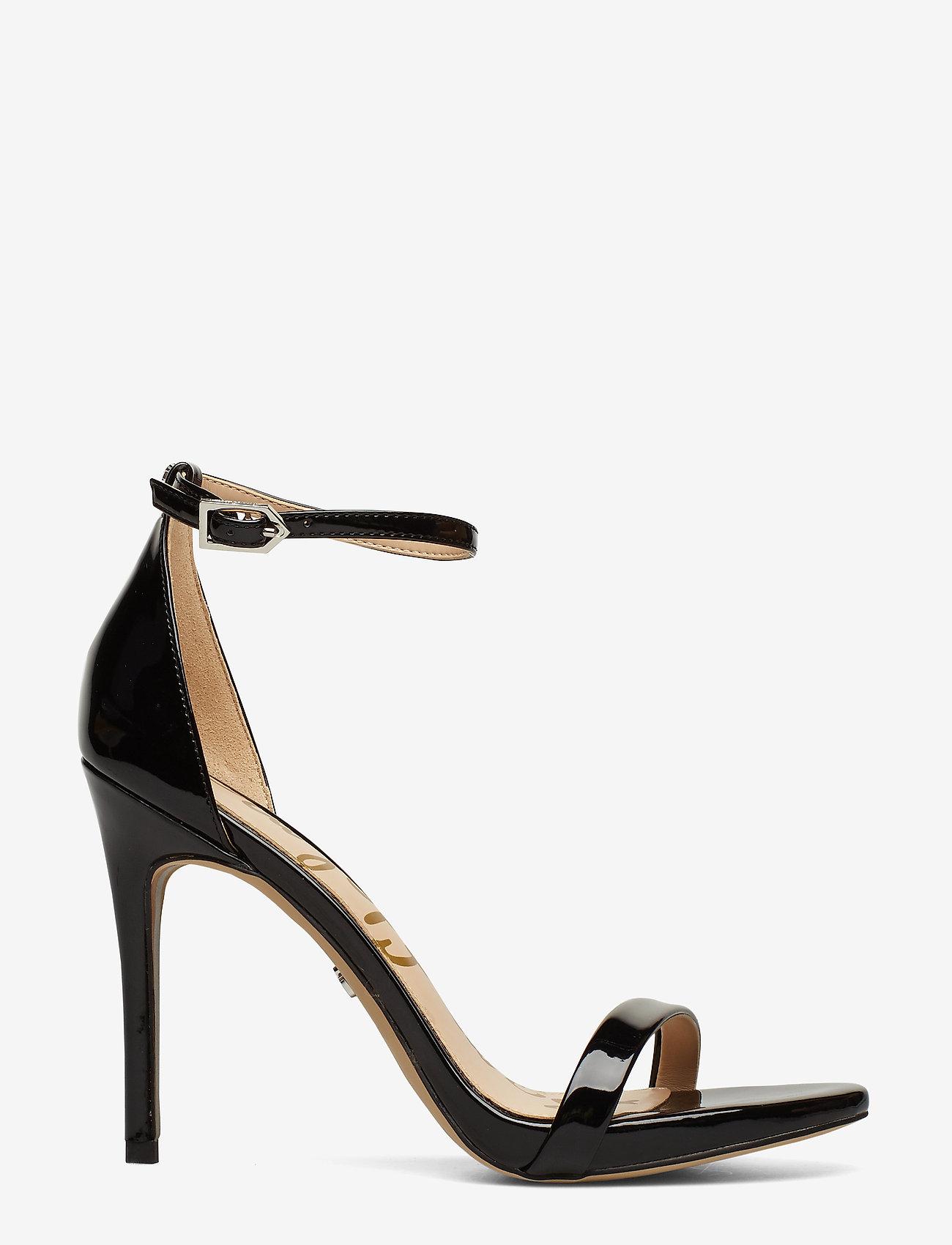 Sam Edelman - ARIELLA - korolliset sandaalit - black