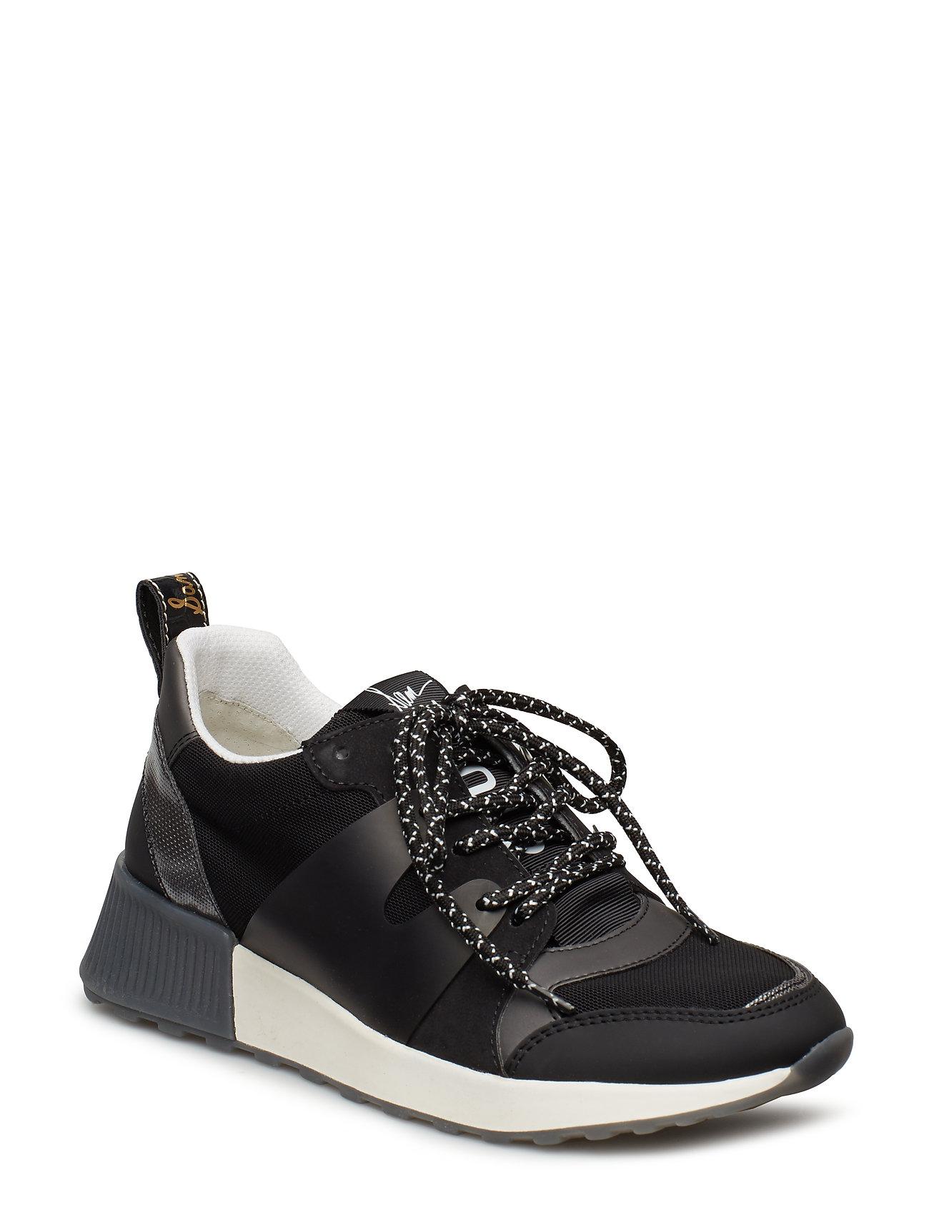 Sam Edelman Tara Sneakers High Damer Sort Sko København