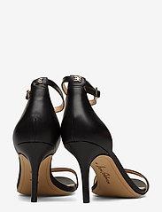 Sam Edelman - PATTI - korolliset sandaalit - black - 4
