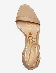 Sam Edelman - PATTI - korolliset sandaalit - classic nude - 3