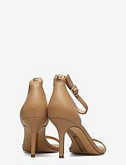 Sam Edelman - PATTI - korolliset sandaalit - classic nude - 4