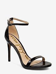 Sam Edelman - ARIELLA - korolliset sandaalit - black - 0