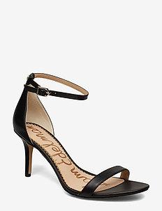 PATTI - høyhælte sandaler - black