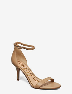 PATTI - heeled sandals - classic nude