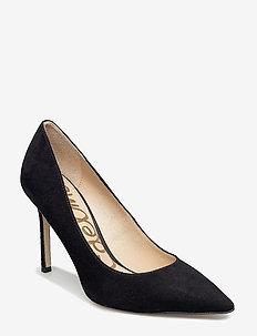 HAZEL - klassiske pumps - black
