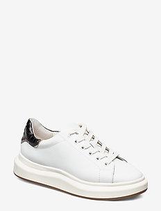 MOXIE - sneakers med lav ankel - bright white/black