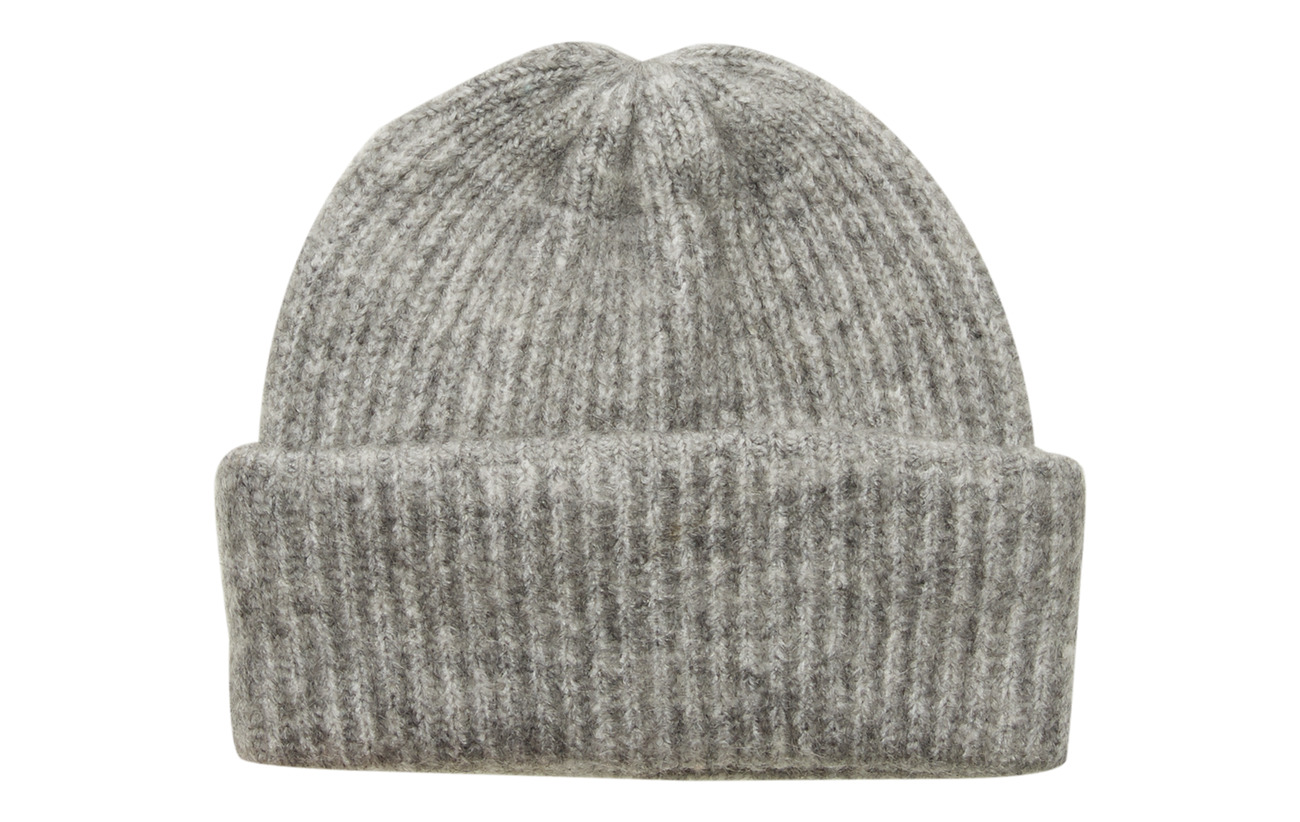 Samsøe & Samsøe Banky hat 5668 - GREY MEL.