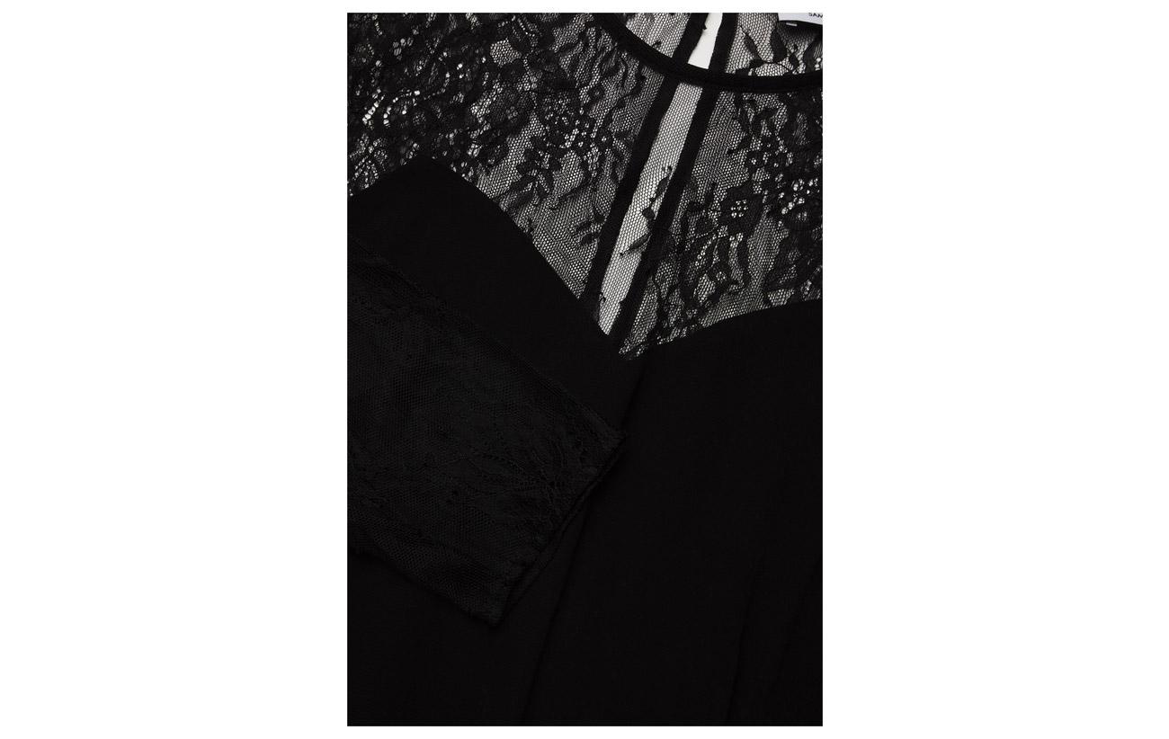 Black Ls Willow Viscose amp; 100 10056 Samsøe xUHFqnn