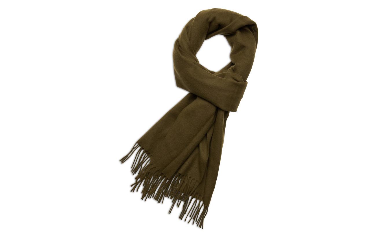 Samsøe Samsøe Accola maxi scarf 2862 - DARK OLIVE