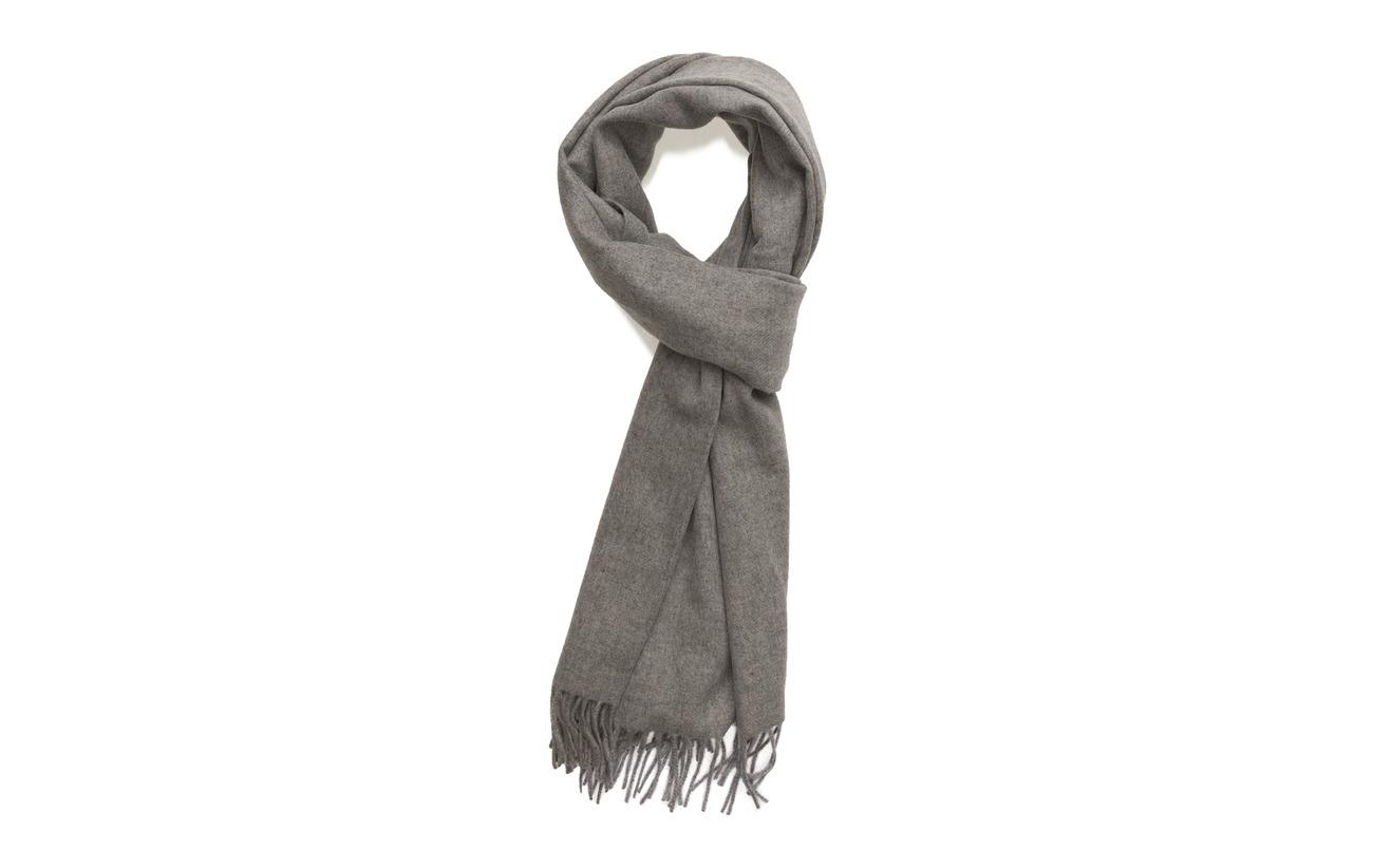 Samsøe & Samsøe Accola maxi scarf 2862 - GREY MEL.