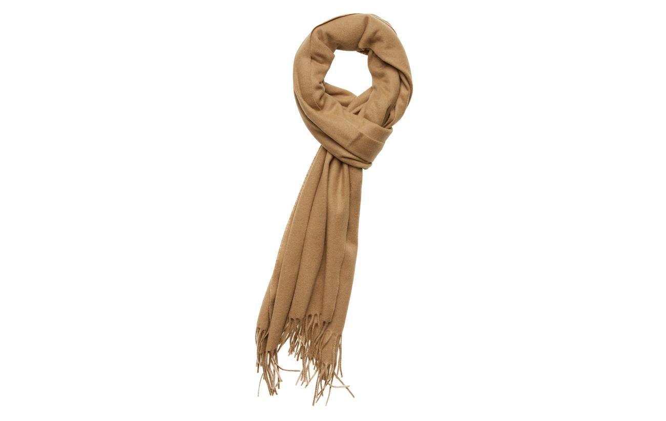 Samsøe & Samsøe Accola maxi scarf 2862 - KHAKI