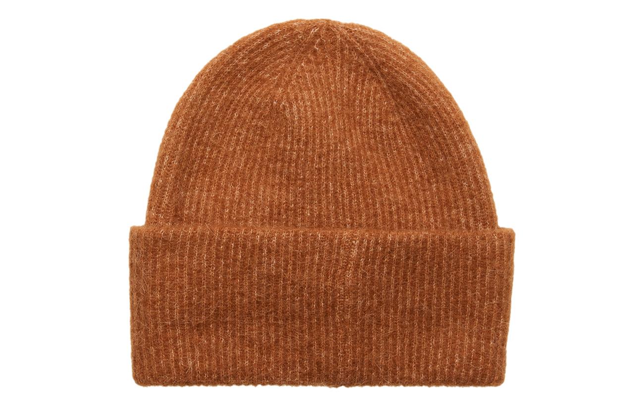 Samsøe Samsøe Nor hat 7355 - ARGAN OIL MEL.