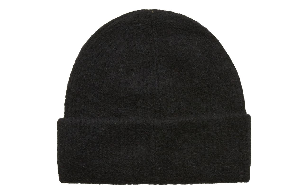 Samsøe & Samsøe Nor hat 7355 - BLACK