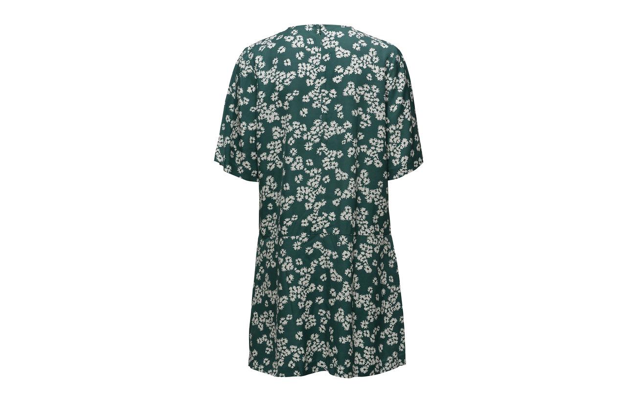 100 9710 Daisy Viscose Aop Samsøe amp; Dress Adelaide BwqnYxZaf