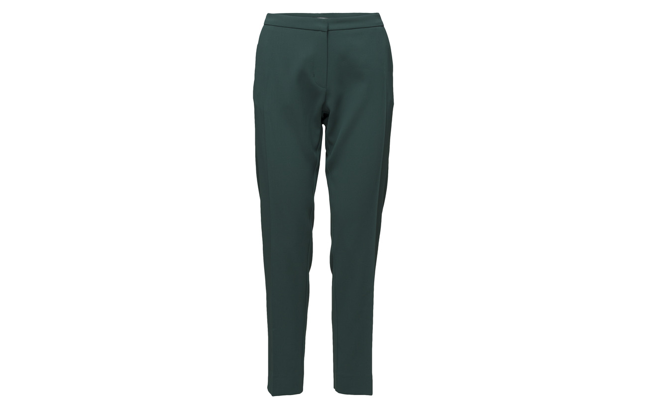 9932 Samsøe Polyester amp; Black Pants Nell 100 HHvqt