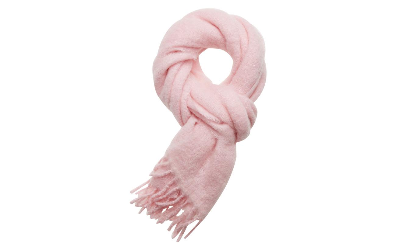 Samsøe & Samsøe Minetta scarf 10552 - ALMOND BLOSSOM