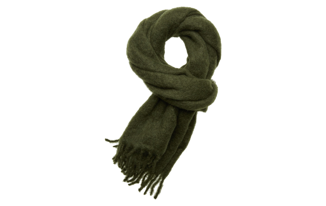 Samsøe & Samsøe Minetta scarf 10552 - CLIMBING IVY