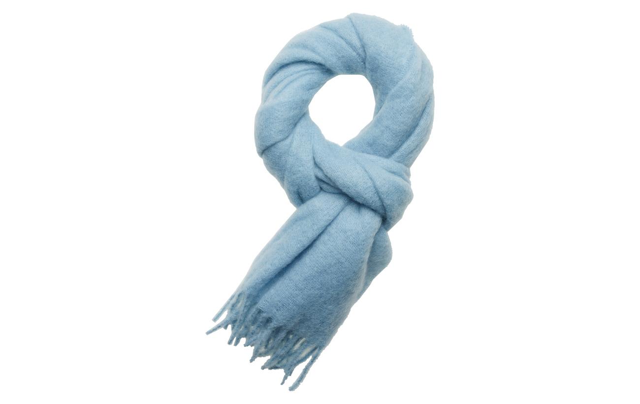 Samsøe & Samsøe Minetta scarf 10552 - DUSTY BLUE