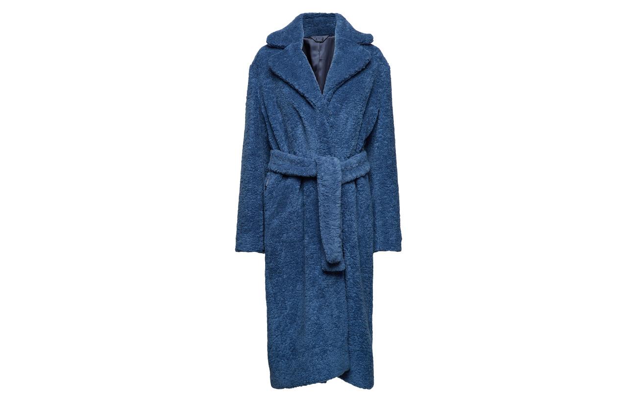Polyester 23 Acrylique 10423 Jacket Samsøe amp; Blue 22 Bijou 55 Naper qwF6PR