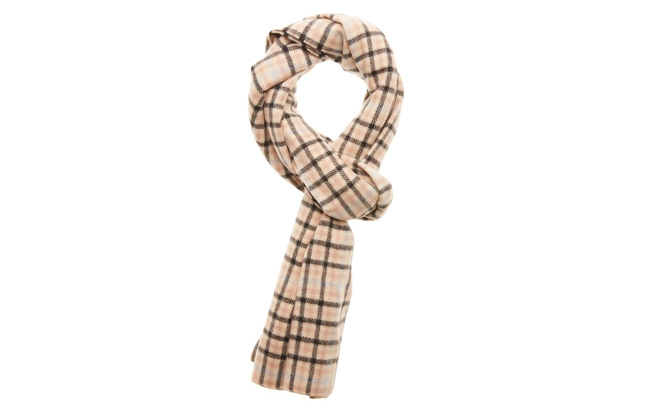 Samsøe & Samsøe Acco scarf jac 2862 - BEIGE SMALL CH.