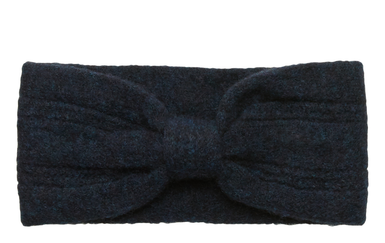 Samsøe & Samsøe Nor headband 7355 - DARK BLUE MEL.