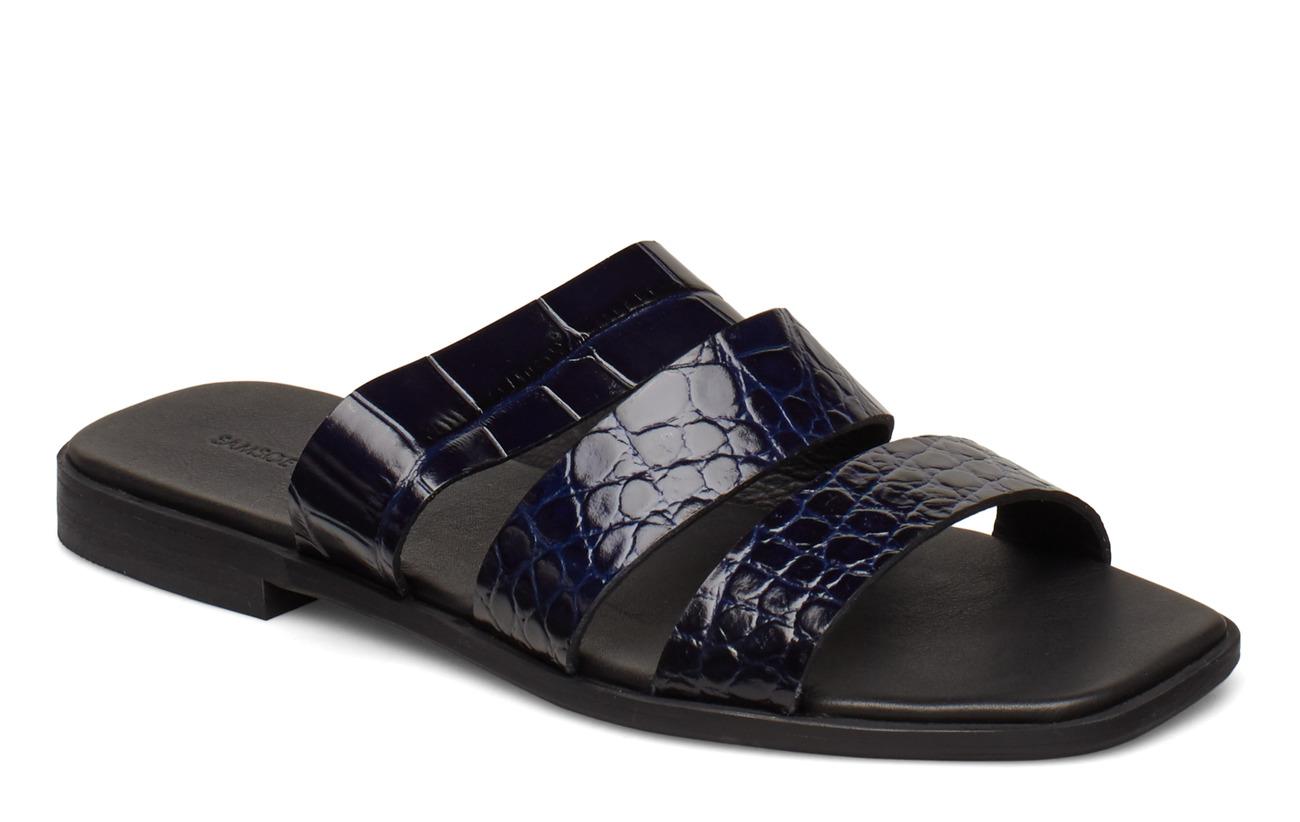 Samsøe & Samsøe Fugi sandals 10764 - DARK SAPPHIRE
