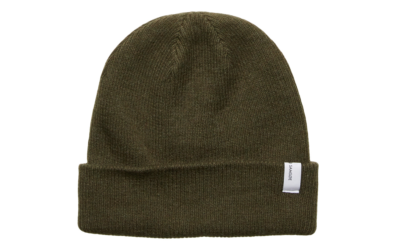 Samsøe & Samsøe The beanie 2280 - DEEP DEPTHS MEL.