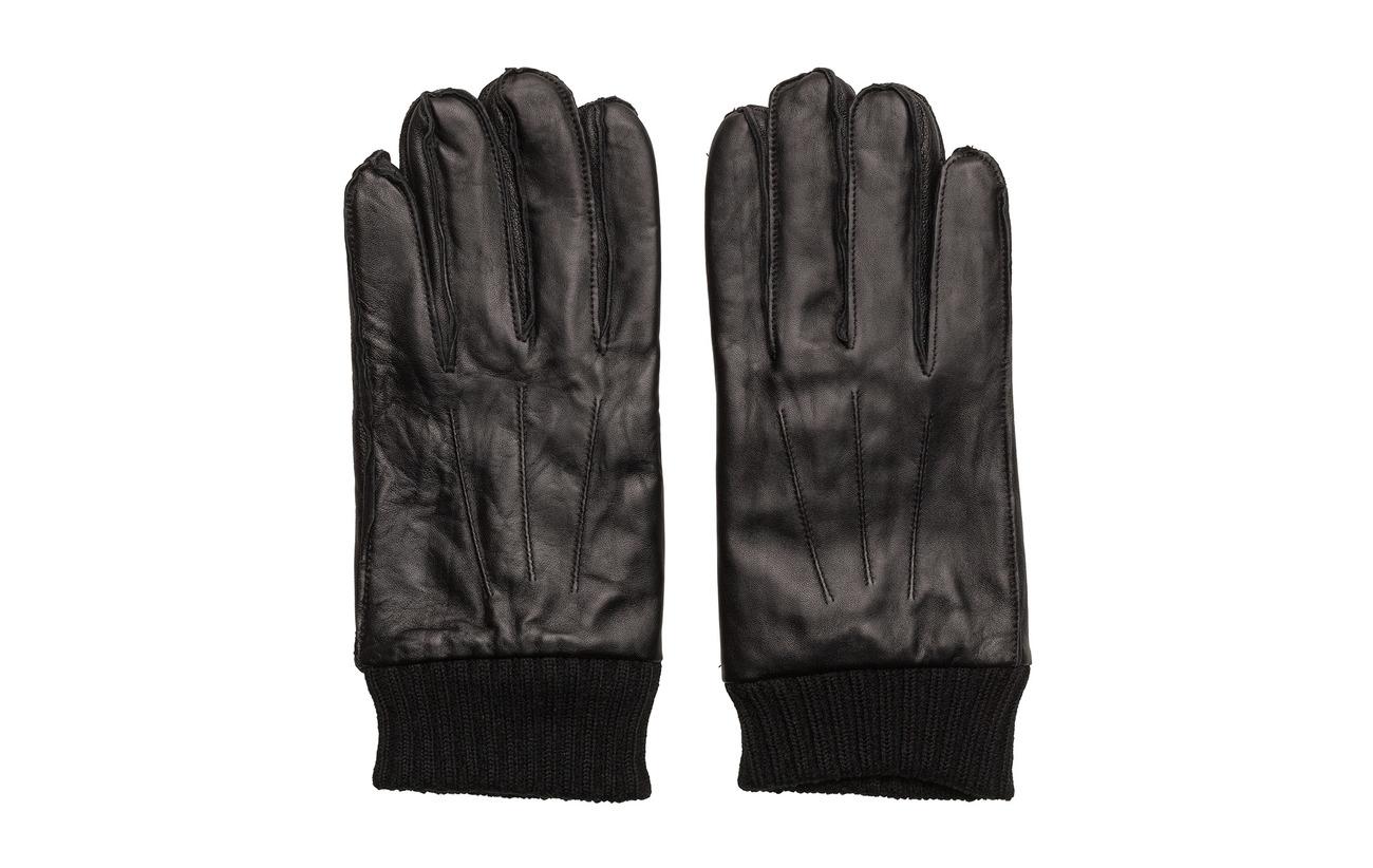 Samsøe & Samsøe Hackney gloves 8168 - BLACK