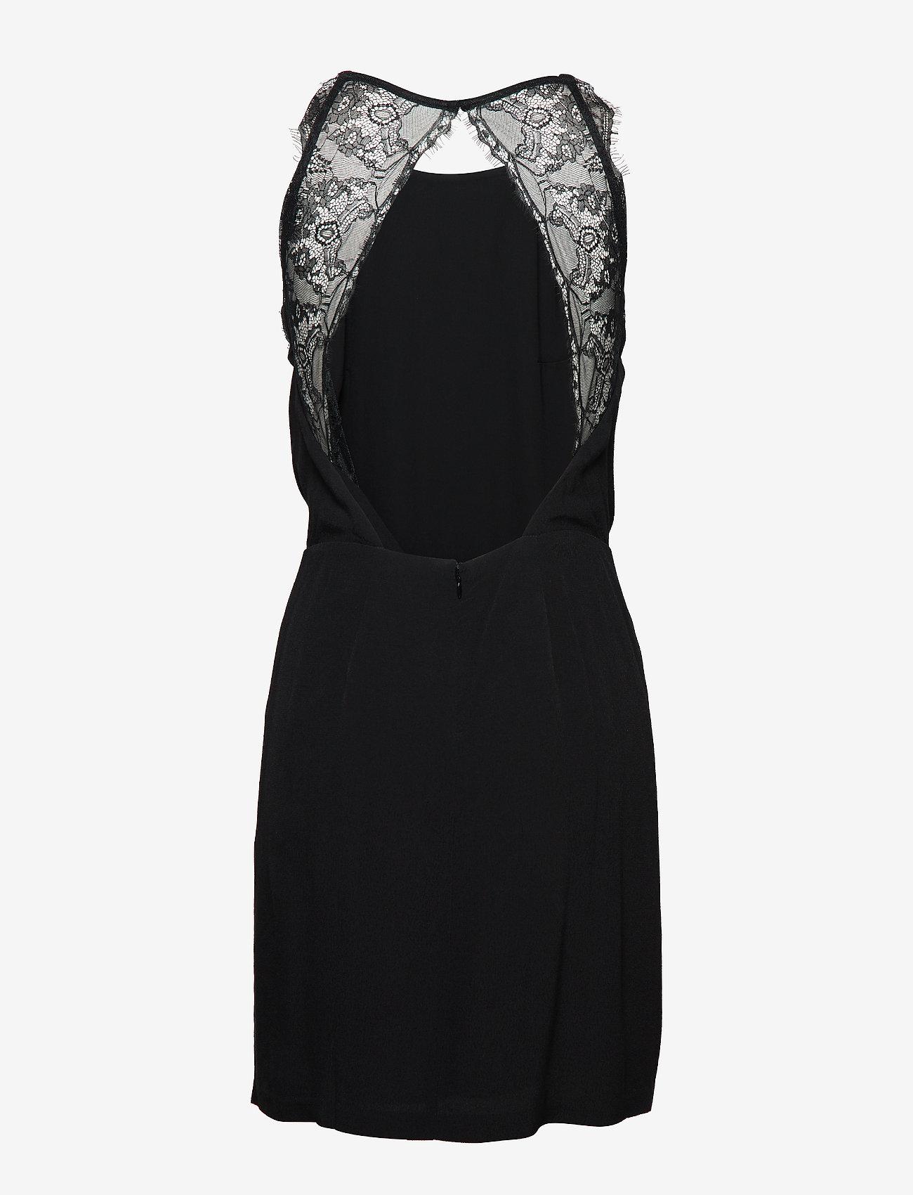 Samsøe Samsøe - Willow short dress 5687 - short dresses - black