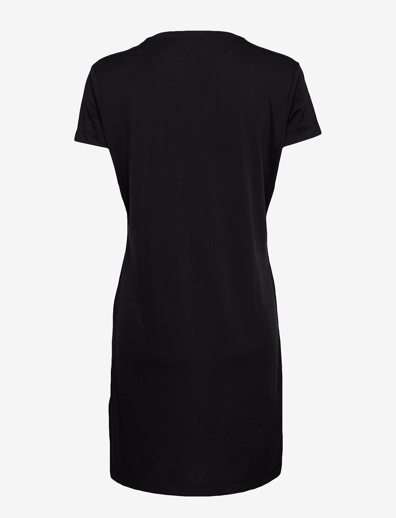Samsøe Samsøe - Siff dress 6202 - sukienki do kolan i midi - black - 1