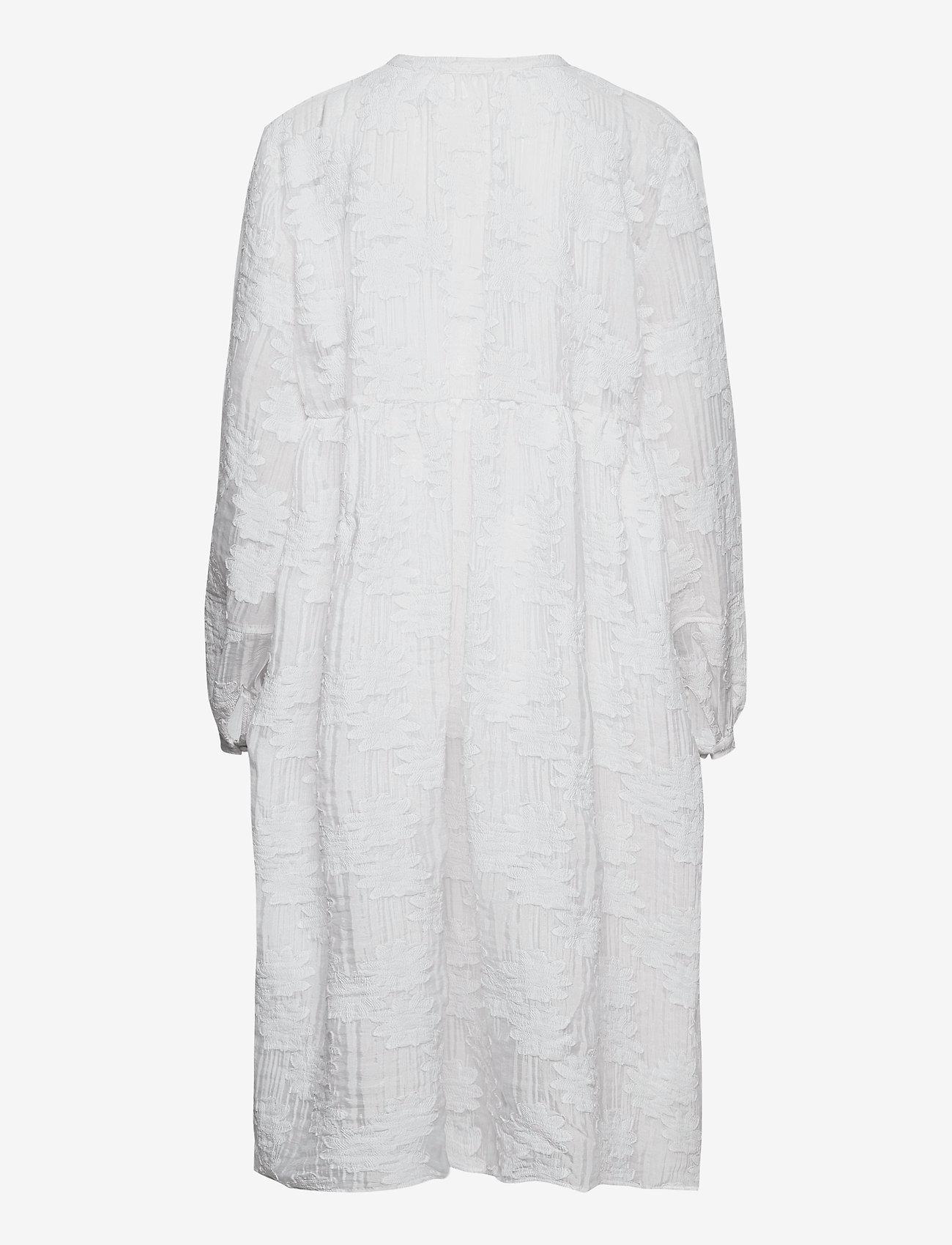 Samsøe Samsøe - Mynthe dress 13049 - blondekjoler - bright white - 1