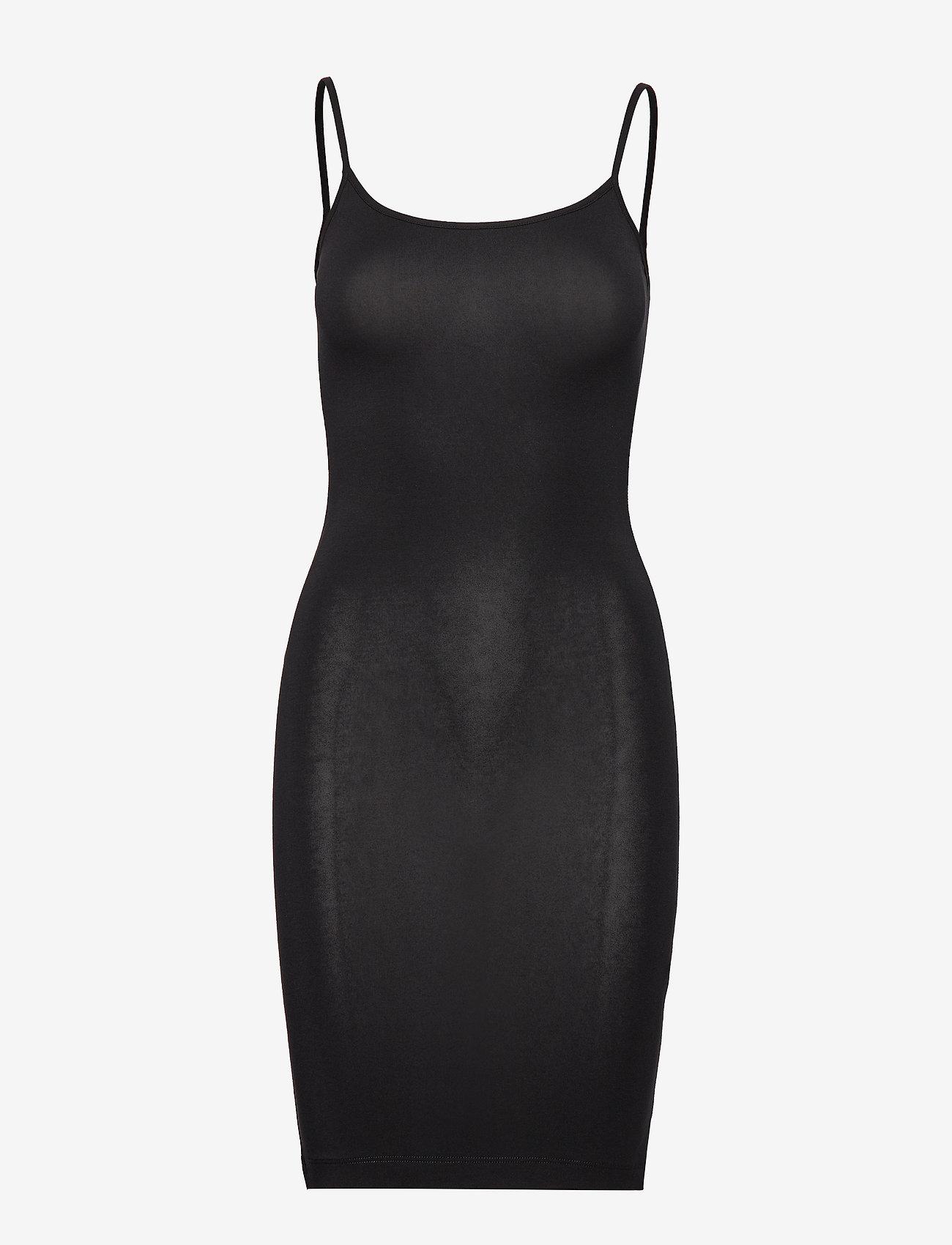 Samsøe Samsøe - Talla slip dress 265 - bodies & slips - black - 1