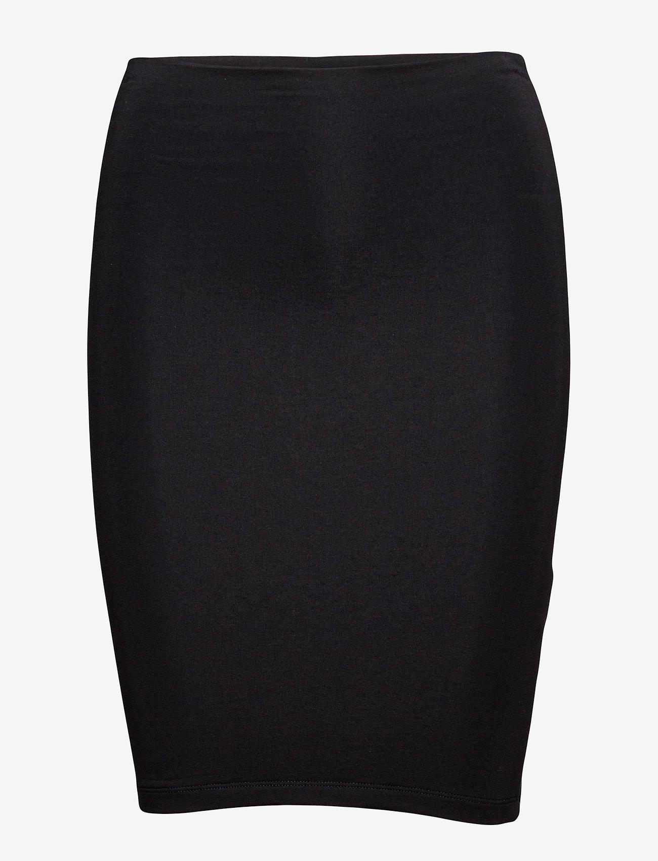 Samsøe Samsøe - Ines tubeskirt 265 - pencil skirts - black