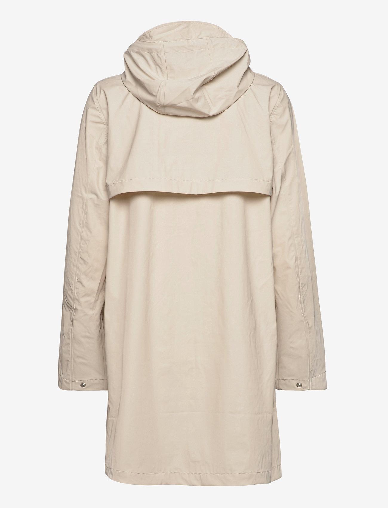 Samsøe Samsøe - Stala jacket 7357 - regntøj - warm white - 1