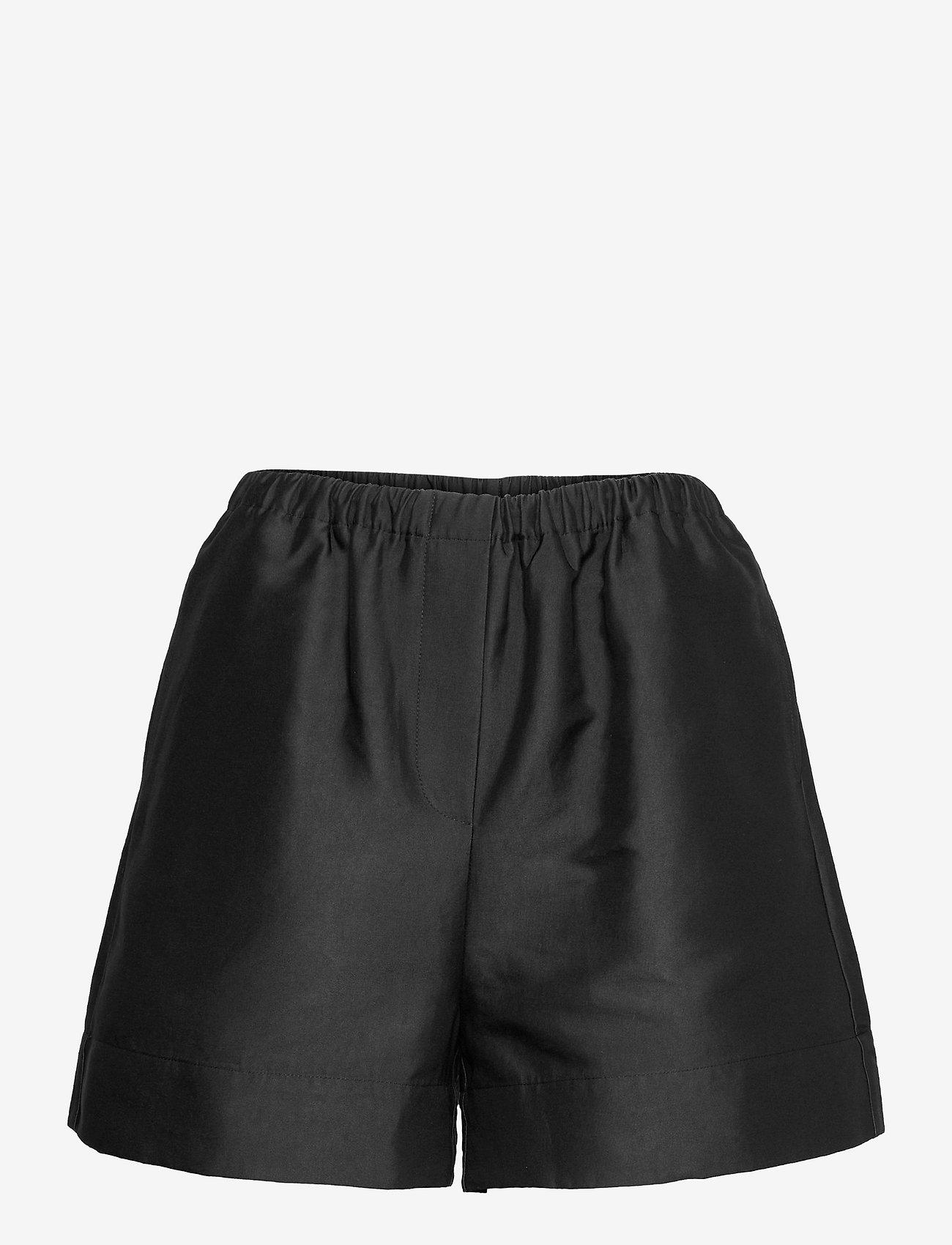 Samsøe Samsøe - Laury shorts 14208 - shorts casual - black - 0