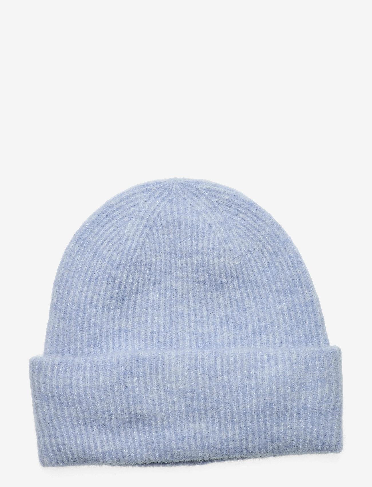 Samsøe Samsøe - Nor hat 7355 - huer - brunnera blue mel. - 0