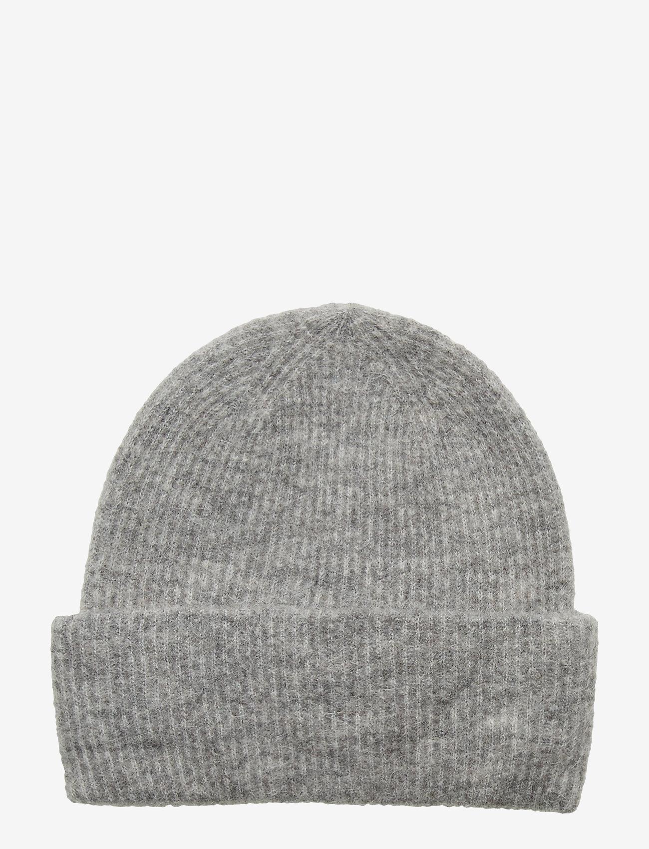 Samsøe Samsøe - Nor hat 7355 - huer - grey mel. - 0