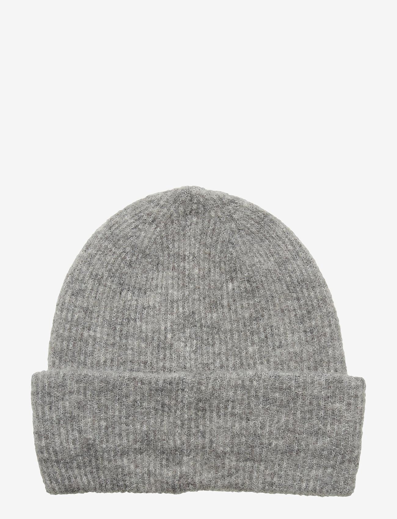 Samsøe Samsøe - Nor hat 7355 - huer - grey mel. - 1