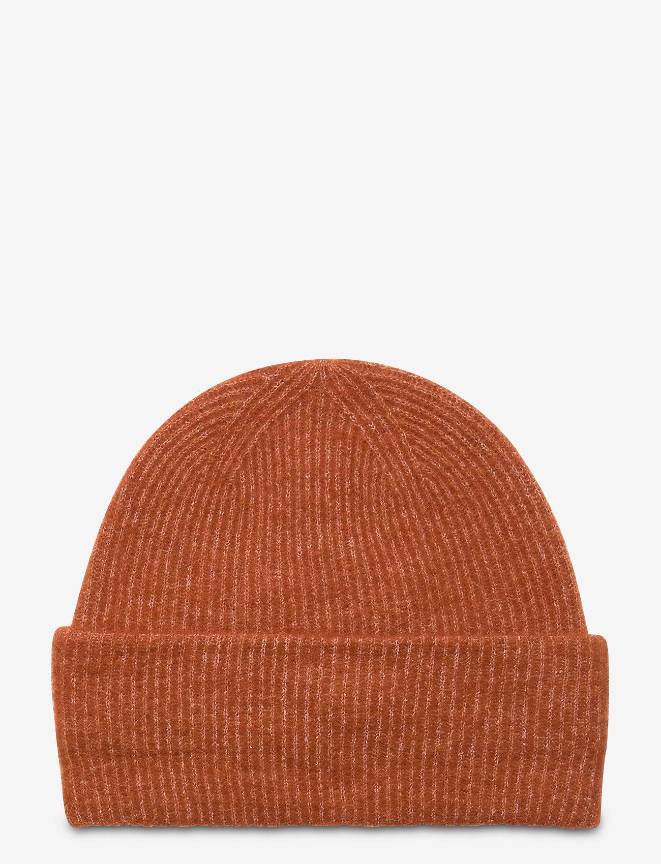 Samsøe Samsøe - Nor hat 7355 - huer - picante mel. - 0