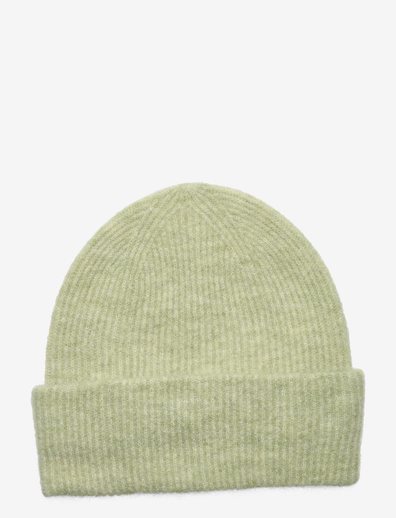 Samsøe Samsøe - Nor hat 7355 - huer - tarragon mel. - 0