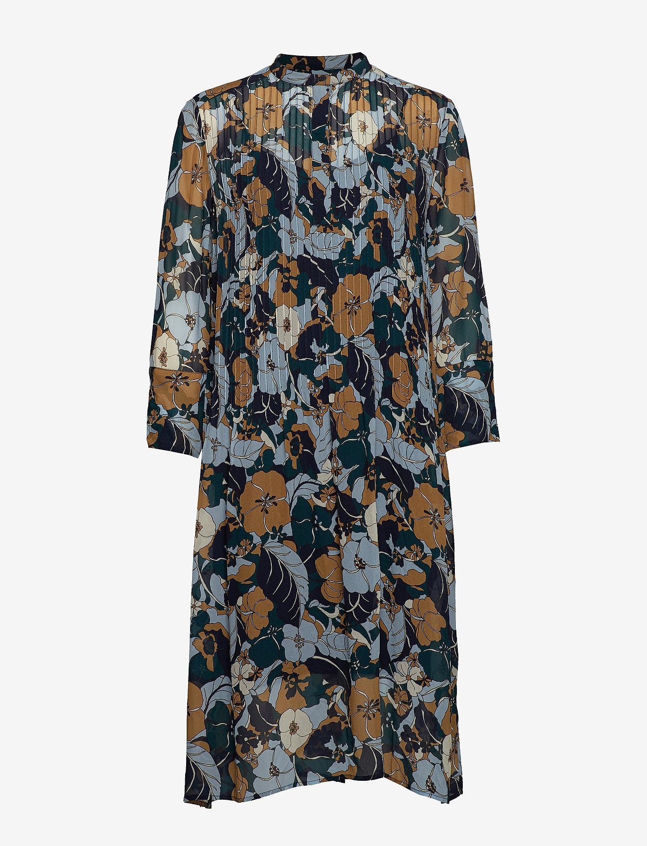 Elm shirt dress aop 18