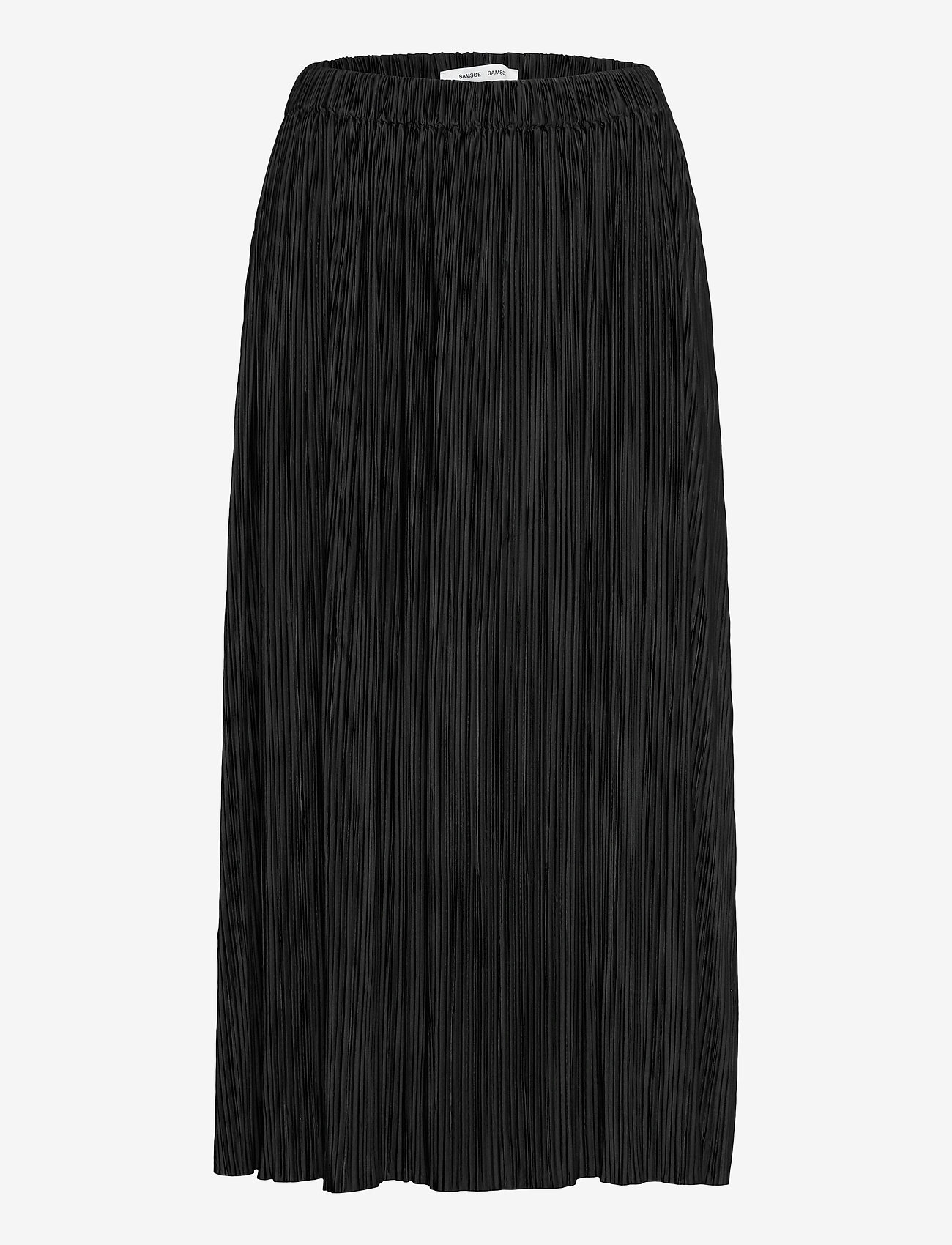 Samsøe Samsøe - Uma skirt 10167 - midi nederdele - black - 0