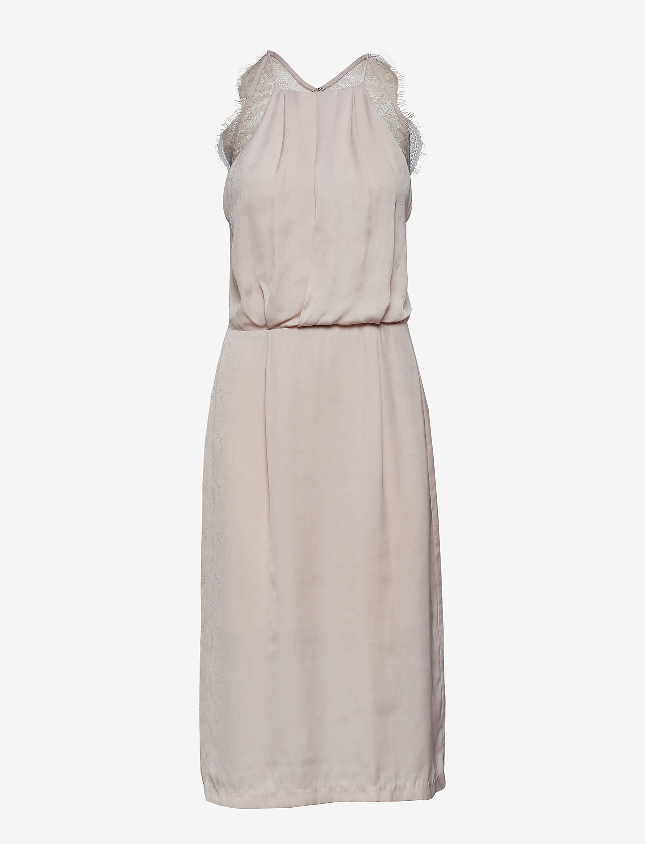 Samsøe Samsøe - Willow ml dress 10793 - midimekot - hushed violet