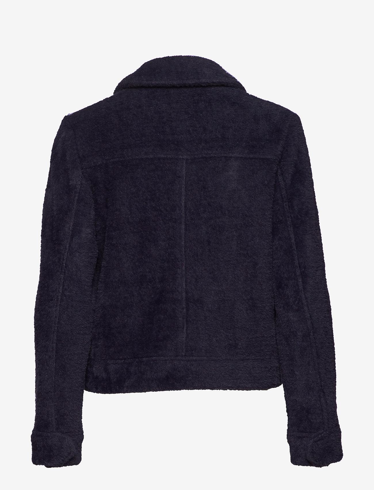 Samsøe Samsøe - Kimmy jacket 10661 - kevyet takit - dark sapphire