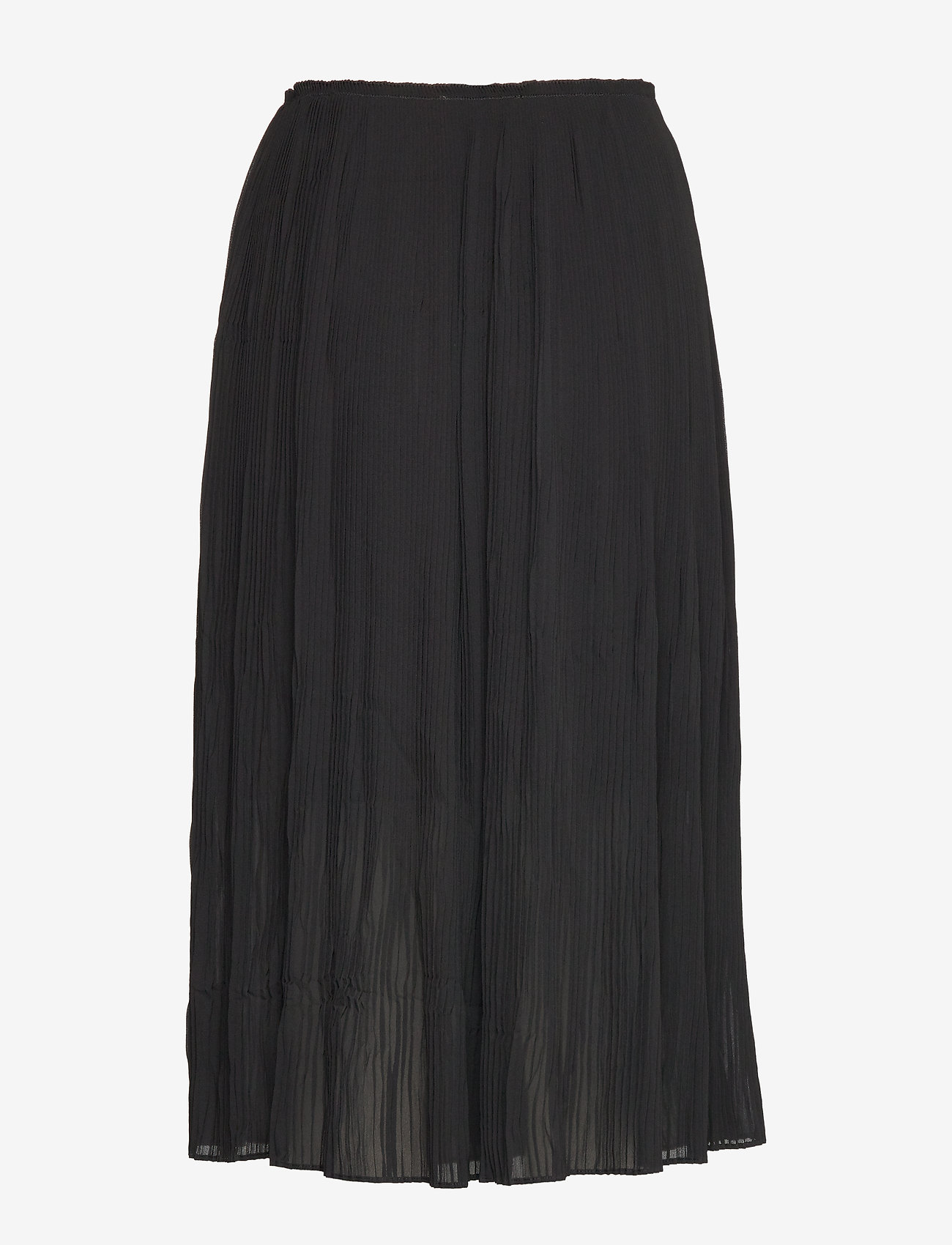 Samsøe Samsøe - Lei long skirt 6621 - midi - black