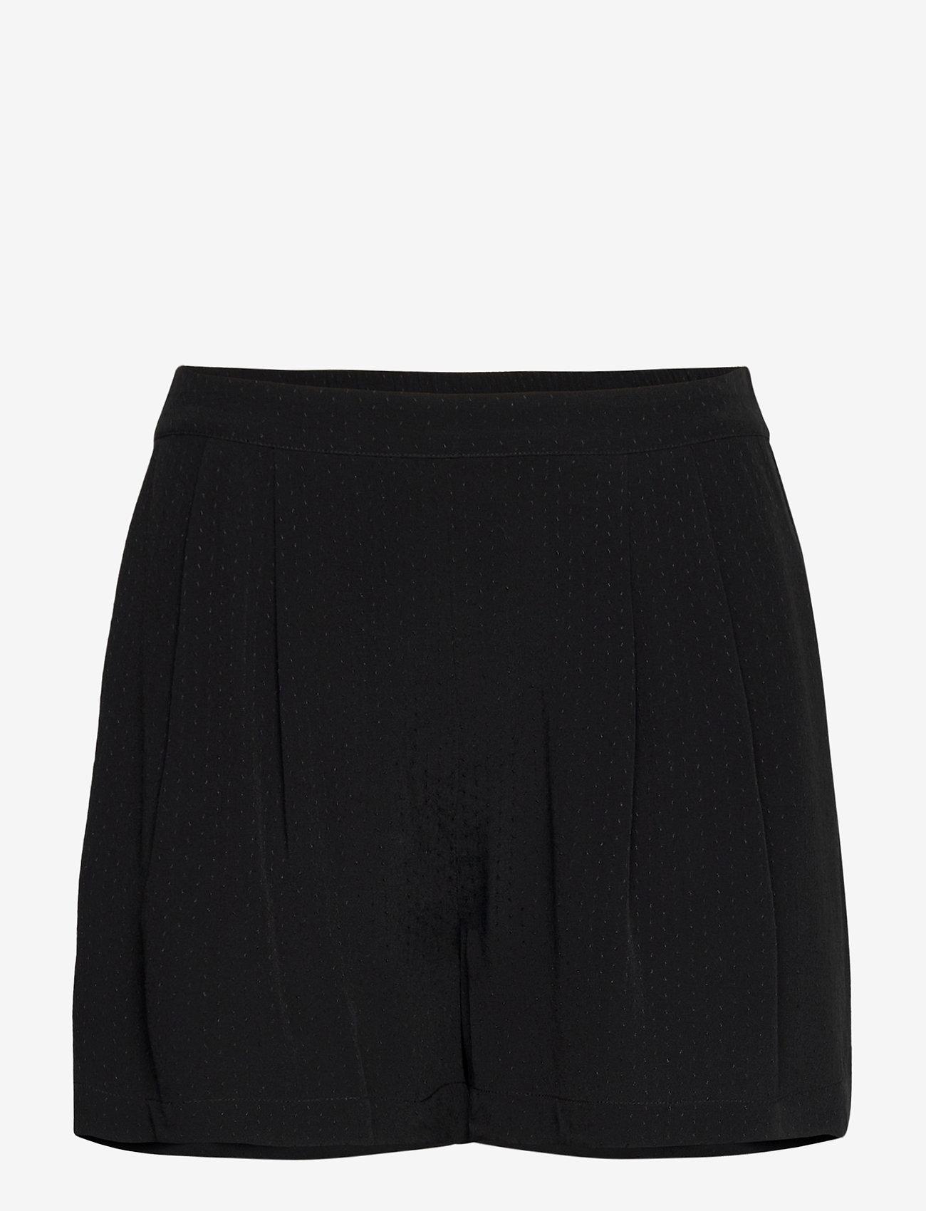 Samsøe Samsøe - Ganda shorts 10458 - casual shorts - black - 0
