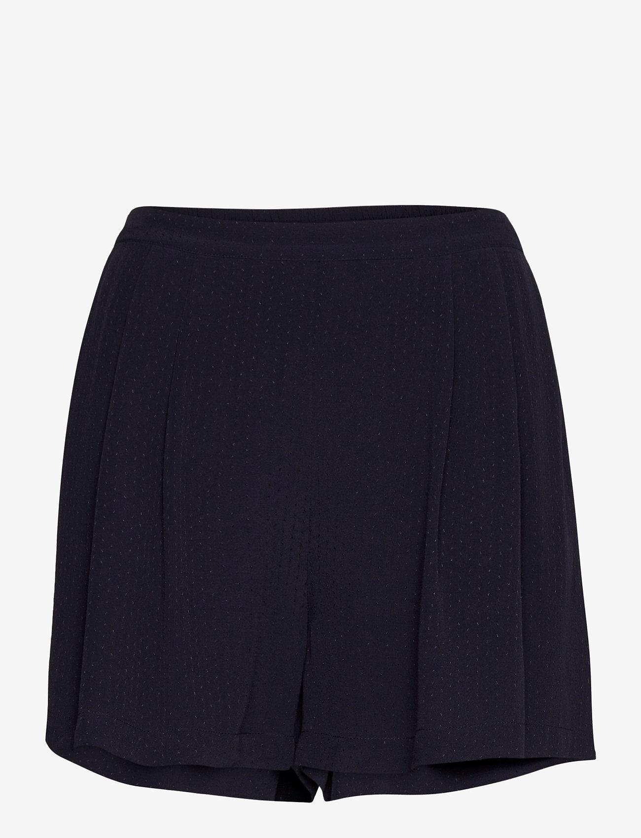 Samsøe Samsøe - Ganda shorts 10458 - shorts casual - night sky - 0