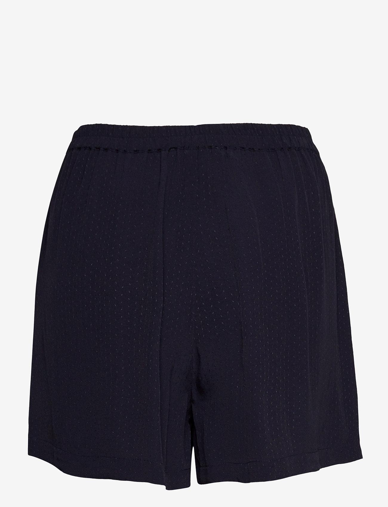 Samsøe Samsøe - Ganda shorts 10458 - shorts casual - night sky - 1