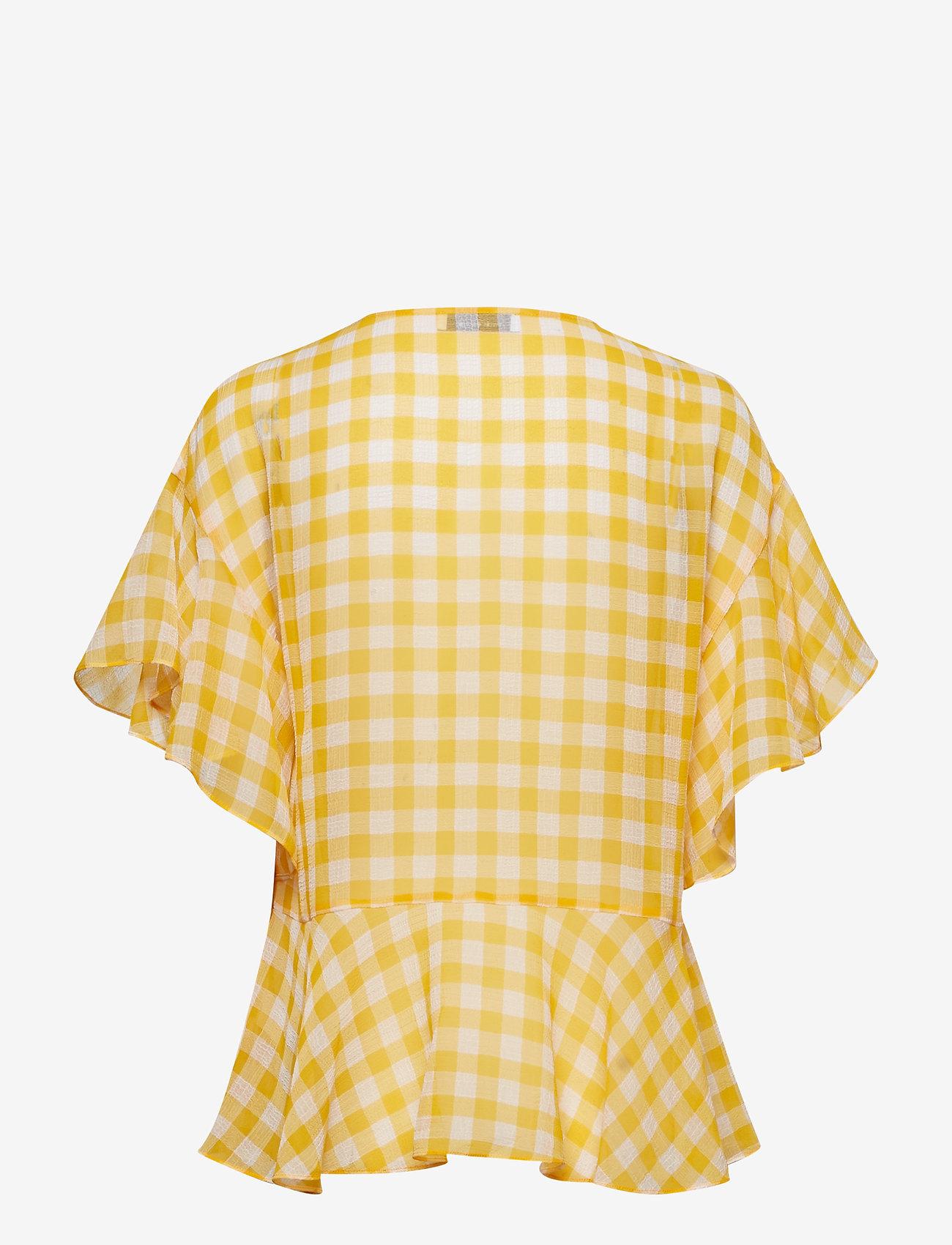 Samsøe Samsøe Cherie ss 10841 - Blouses & Shirts ARTISANS GOLD CH.